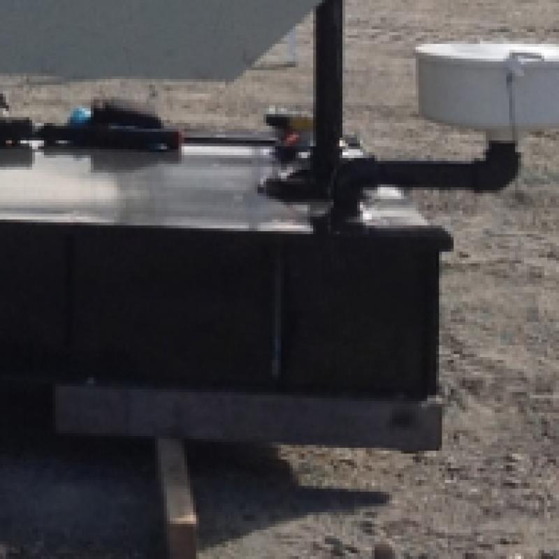 Réservoir de sous base double paroi approuvé ULC S601